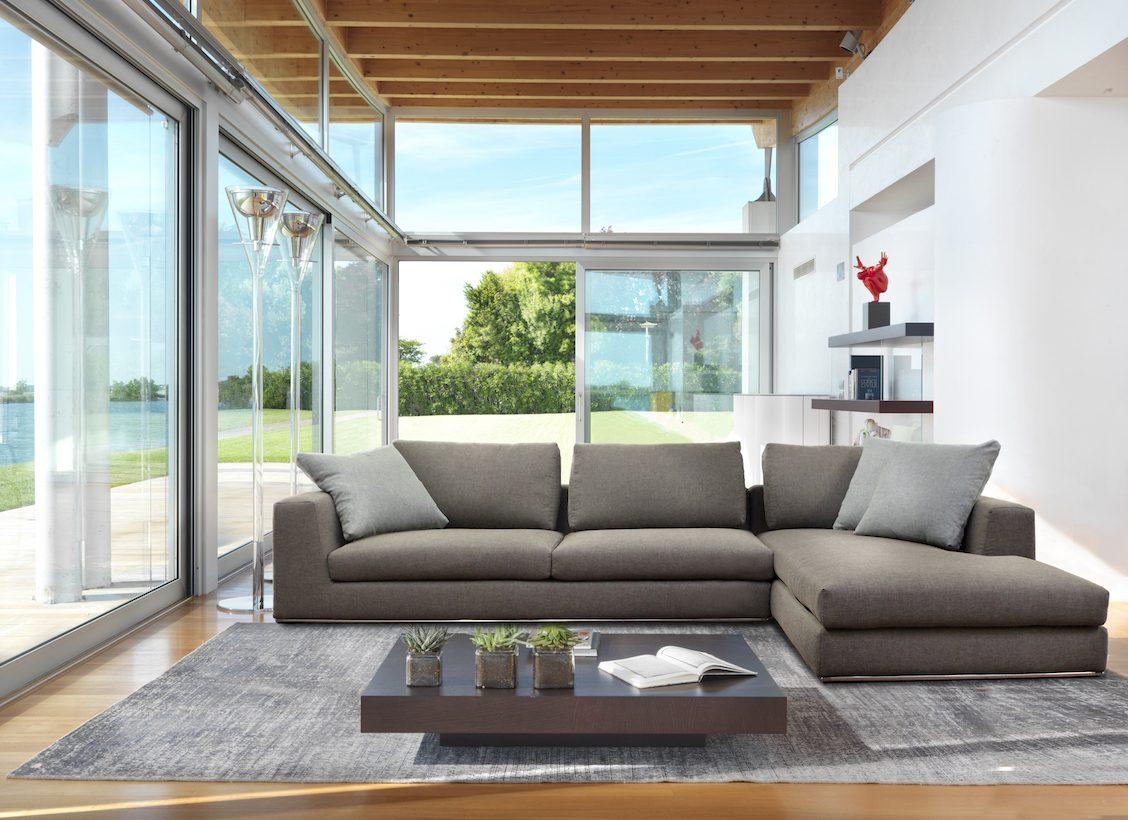 Wohnhalle Sofa Polstergruppe Italienisches Design ItalyDesignStore