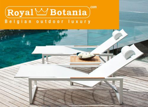 Royal Botania Gartenmöbel Katalog